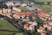 Subúrbio de Roma — Fotografia Stock