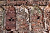 Malbork castle cathedral — Stock Photo