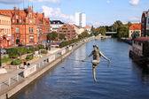 Bydgoszcz, Poland — Stock Photo