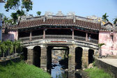Japanese Bridge in Hoian, Vietnam — Stock Photo