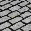 Stock Photo: Granite cobblestones