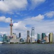 SHANGHAI Lujiazui office building of the Urban Landscape — Stock Photo #4343034