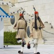 Stock Photo: Greek honor guard ceremonial