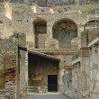 Herculaneum Excavations — Stock Photo