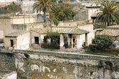 Herculaneum excavations, Naples, Italy — Stock Photo