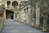 Herculaneum excavations — Stock Photo