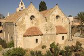 ギリシャ修道院 — ストック写真