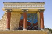 Knossos Palace — Stock Photo