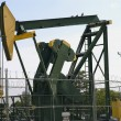 Oil pump jack — Foto Stock