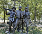 Vietnam war memorial — Stockfoto