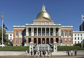Massachusetts State House — Stock Photo