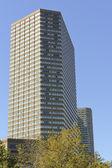 высотный отель бостон — Стоковое фото