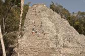 Coba Mayan Ruins — Zdjęcie stockowe