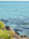 Mariene landschap — Stockfoto