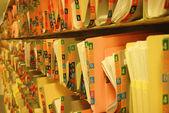 Office files — Stock Photo