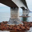 Confederation bridge — Stock Photo #5042849