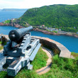 Stock Photo: Signal Hill in St. John's