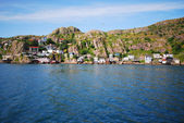 St. John's in Newfoundland — Stock Photo