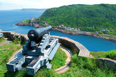 Signal Hill in St. John's — Stock Photo