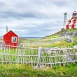 Stock Photo: Cape BonVistLighthouse