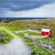 Stock Photo: Cape BonVist- Provincial Historic Site