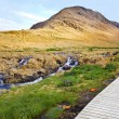 Stock Photo: Tablelands, Newfoundland