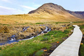 Tablelands, Newfoundland — Stock Photo