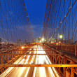 Brooklyn Bridge — Stock Photo #4403941