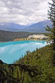 Lake Louise — Stock Photo