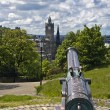 Calton Hill, Edinburgh — Stock Photo