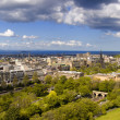 Stock Photo: Edinburgh Skyline