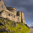 Edinburgh Castle — Stock Photo #4437656