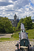 Calton Hill, Edinburgh — Stock fotografie