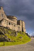 Castillo de edimburgo — Foto de Stock