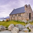 Stock Photo: Church of Good Shepherd