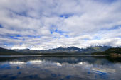 Lake Manapouri — Stock Photo