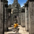Bayon Statue — Stock Photo