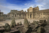 Ankor Wat — Stock Photo