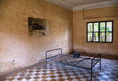 Tuol Sleng - S-21 — Stock Photo