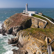 Stock Photo: South Stack Lighthouse