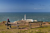 South Stack Lighthouse — Stock Photo