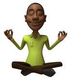 Black guy — Stock Photo