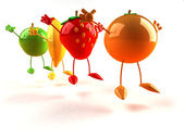Fruits — Stockfoto