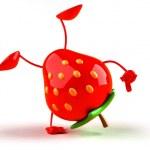 Strawberry — Stock Photo #4370062