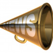 Megaphone — Stock Photo