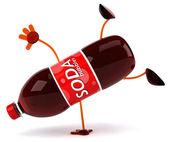 Soda — Zdjęcie stockowe