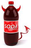 Soda — Stock Photo