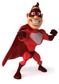 Superhero 3d — Stock Photo