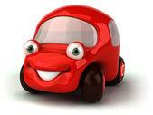 Car 3d illustration — Stock Photo