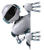Robot — Stock Photo